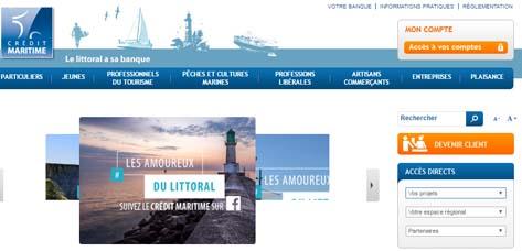 Crédit Maritime Cyberplus