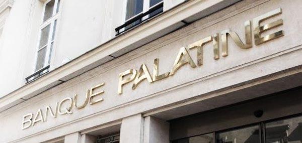 Banque Palatine contact en ligne