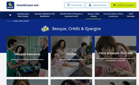Macif Socram Banque
