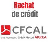 Rachat de crédit CFCAL