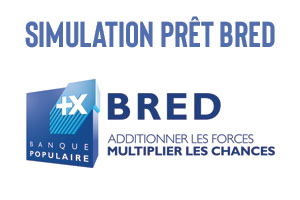 Simulation de prêt Bred