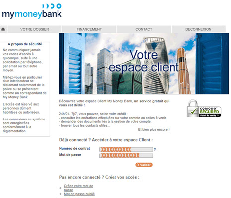 ge money bank credit