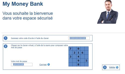 connexion espace client ge money bank
