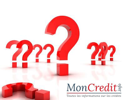 certificat refus credit