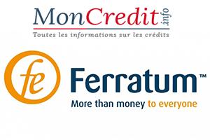 avis sur la banque mobile Ferratum