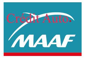 mon crédit automobile chez Maaaf