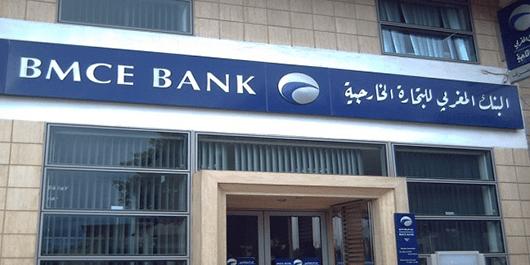 bmce bank maroc
