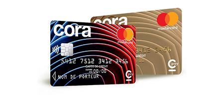 Carte cora credit renouvelable