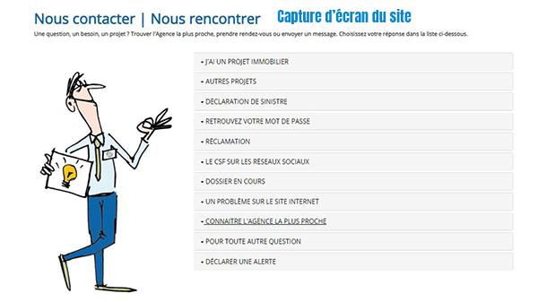 contacter service consommateur