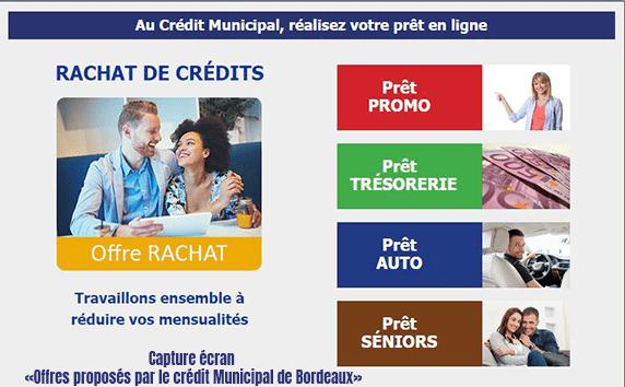 pret personnel credit municipal solidarite et public