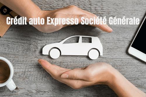 credit auto expresso societe generale