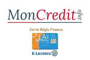 Demande de carte de crédit leclerc en ligne