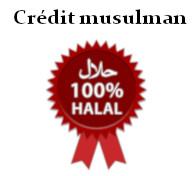 crédit islamique