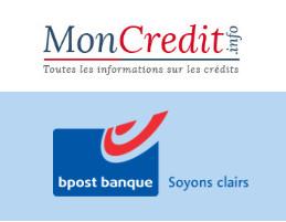 crédit bpost