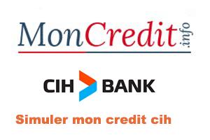 CIH BANK simulation