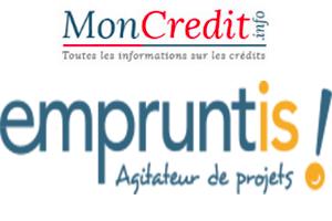 Compte crédit Empruntis