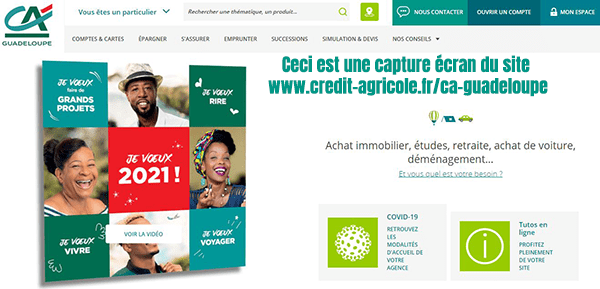credit agricole guadeloupe