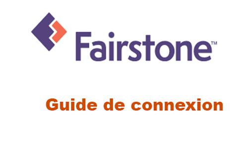 Connexion à fairstone mon compte