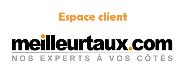 Espace client Meilleur Taux