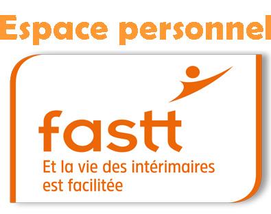 Espace personnel Fast Intérimaire